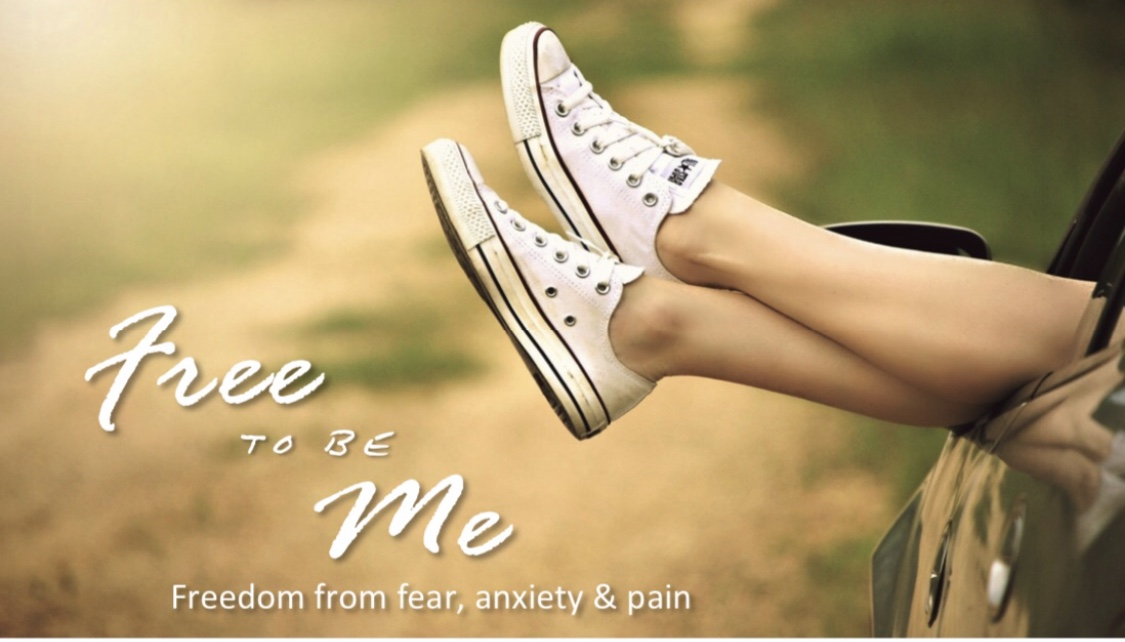 Free to be Me Banner