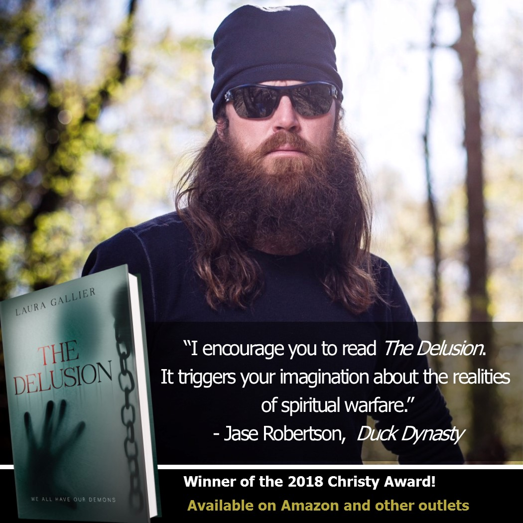 Jase Robertson Endorsement